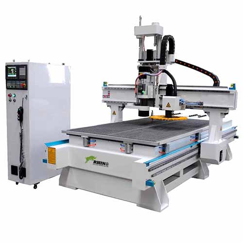 4x8ft CNC Router with ATC Funtion for sale