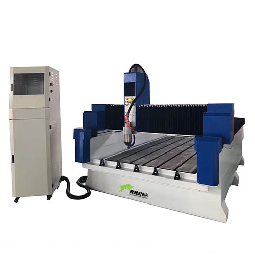 Stone Engraving Machine with 5x10ft and Ncstudio system