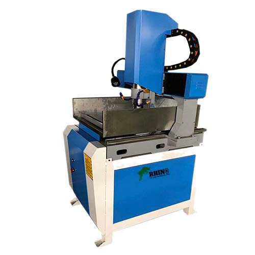 Small CNC Milling Machine with Table Moving