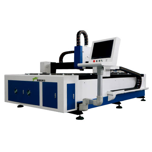 750w Fiber Metal Cutting Machine with 5x10ft